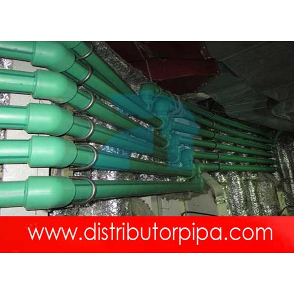 Sell List Price PPR Wavin Tigris Green