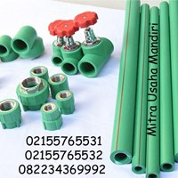 Distributor Harga Fitting Pipa Ppr Wavin 3