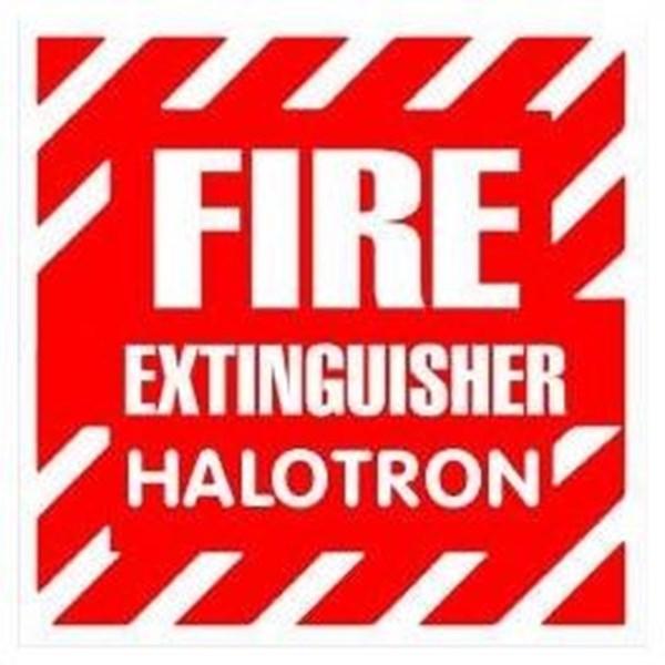 Pemadam Api Gunnebo Halotron-l