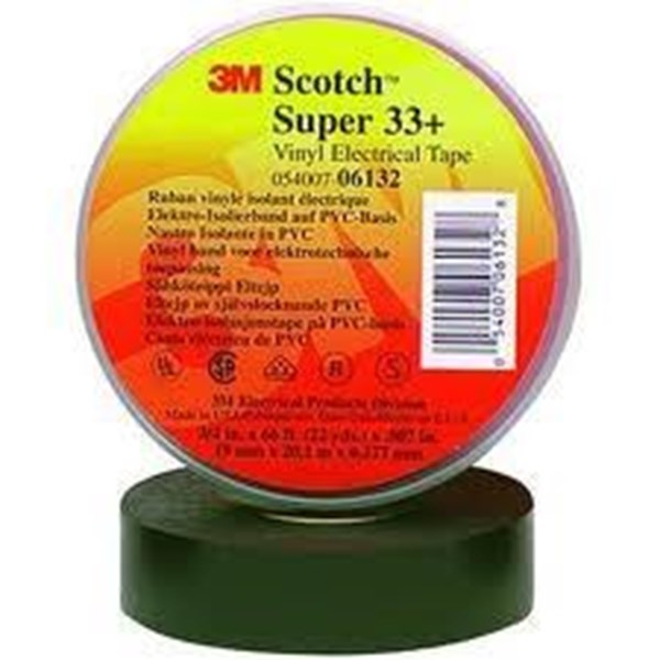 Isolasi 3M Scotch 33+
