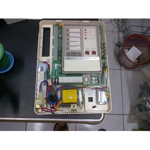 From NITTAN Fire Alarm Control Panel 0