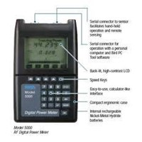 Jual Digital Power Meter ( DPM ) BIRD 5000-XT