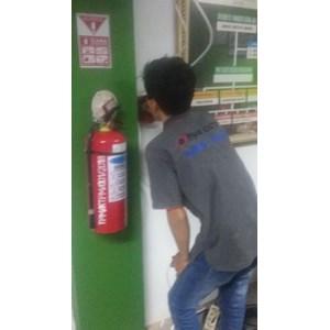 Jasa Pemasangan Alarm & CCTV By UD Media Komunikasi