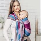 Long Strap Baby Sling 1
