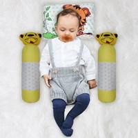 Bantal Guling Baby Boneka Polos