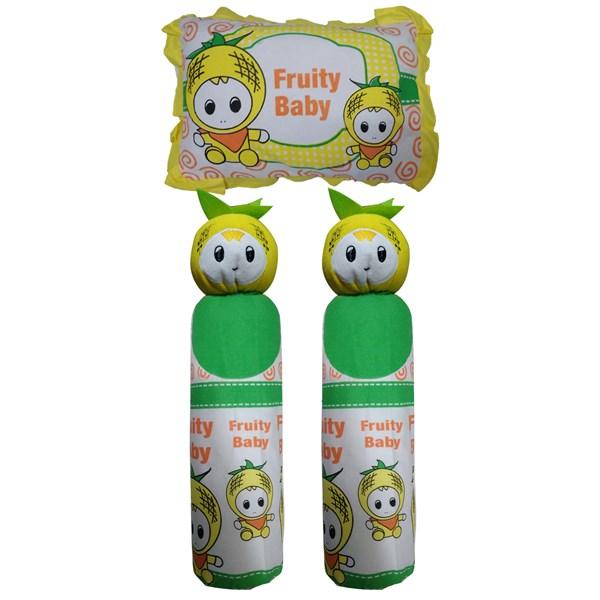 Bantal Guling Baby Fruity