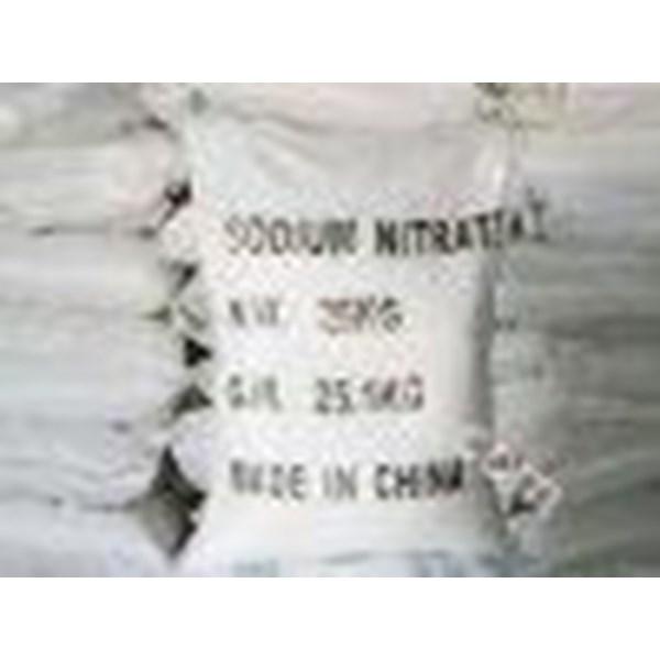 Sodium Nitrate Nano3