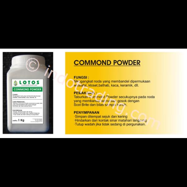 Powder Commond