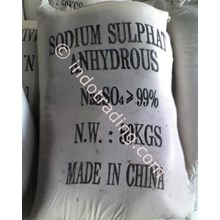 Sodium Sulfate.