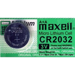 Batteries CR2032