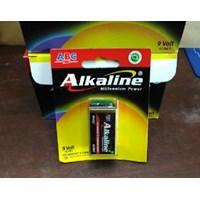 Jual Baterai kotak 9v Alkaline