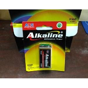 Baterai Kecil kotak 9v Alkaline