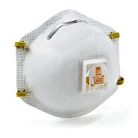 3M Respirator Safety Dush