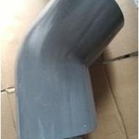 Distributor Ebow Pvc 45 degree 8 inch AW CM 3