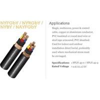 Distributor kabel voksel NYFGBY 3