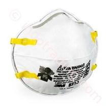Masker 3M Respirator Safety Dush Tipe 8812314