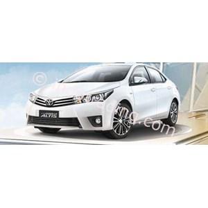 Mobil Corolla Altis All New 18 G Mt