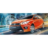 Jual Mobil All New Yaris E Mt