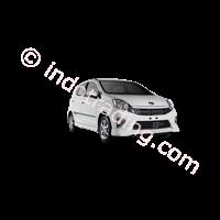 Mobil Toyota Agya Tipe E At 1