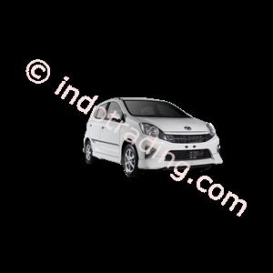 Mobil Toyota Agya Tipe E At