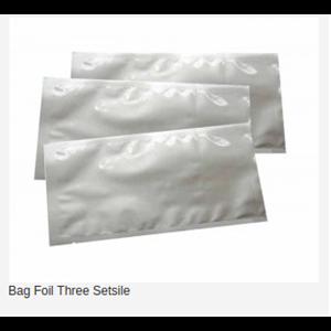 Bag Foil Three Setsile