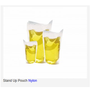 Stand Up Pouch Nylon