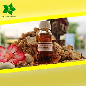 Minyak Papua Sandalwood