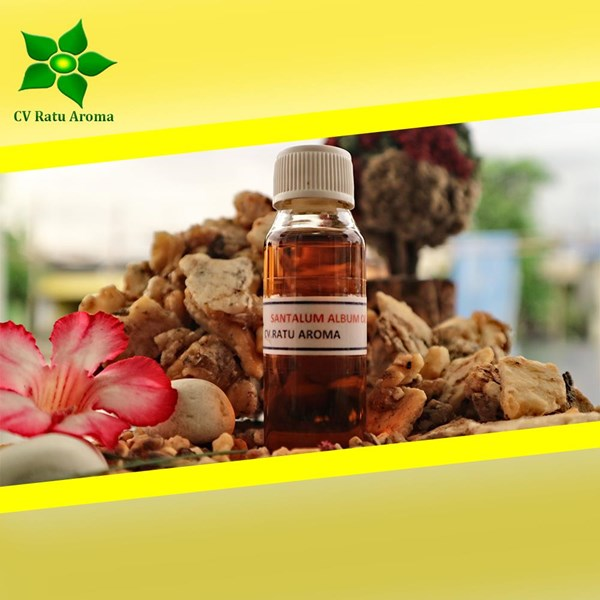 Papua Sandalwood Oil