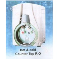 Dispenser Hot & Cold Counter Top R.O 1