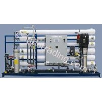 Jual High Capacity Industrial Reserve Osmosis System 2