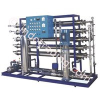 Distributor High Capacity Industrial Reserve Osmosis System 3