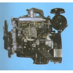 Dari Isuzu Diesel Engine 6BD-Z 0