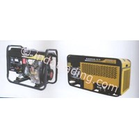 Small Power Generator Open Type Series 1