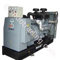 Man Diesel Generator Sets 1