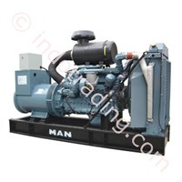 Distributor Man Diesel Generator Sets 3