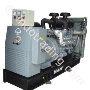 Man Diesel Generator Sets