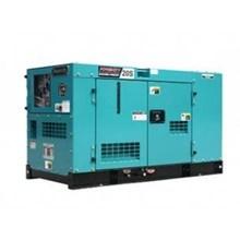 Diesel AC Generator Tipe 20 KVA Silent