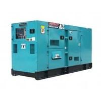 Diesel AC Generator Tipe 75 KVA Silent 1