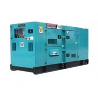 Diesel AC Generator Tipe 100 KVA Silent 1