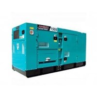 Diesel AC Generator Tipe 150 KVA Silent 1