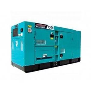 Diesel AC Generator Tipe 150 KVA Silent