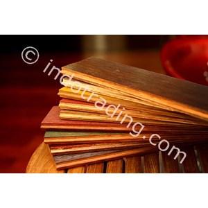 Kayu Solid Merbau Flooring - Finished Product