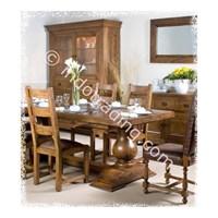 Sell Set Meja Makan Chateau Tipe Ca01
