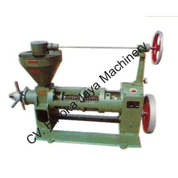 Mesin Press Minyak