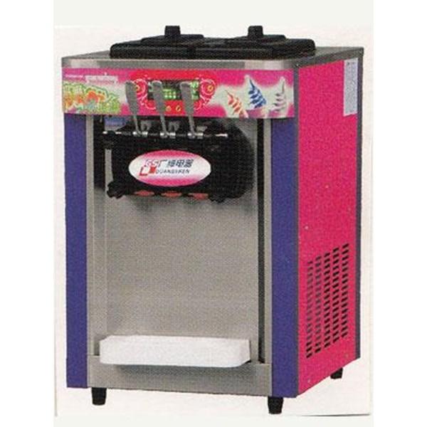 Mesin Soft Ice Cream 3 Kran