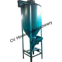 Mesin Mixer Vertikal silo pengaduk