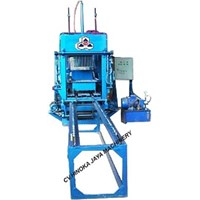 Mesin Press Paving / Batako Hydraulic Automatic