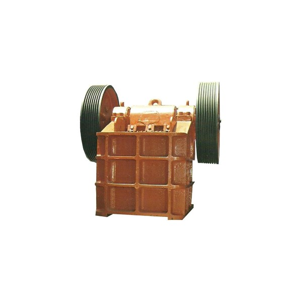 Mesin jaw Crusher PE 400 x 600