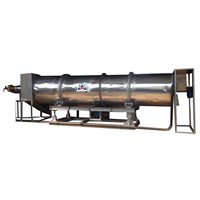 Jual Mesin Rotary Dryer Stainless Steel