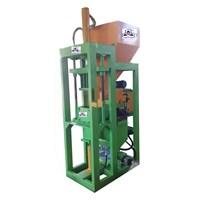 Jual Mesin Bata Interlocking Bata Merah otomatis automatic